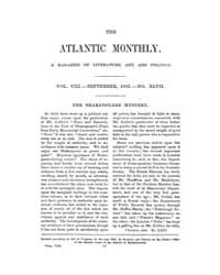 The Atlantic Monthly : Volume 0008, Issu... by Atlantic Monthly Co.