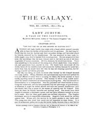 The Galaxy : Volume 0011, Issue 4 April ... by Sheldon and Company