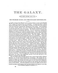 The Galaxy : Volume 0013, Issue 6 June 1... by Sheldon and Company