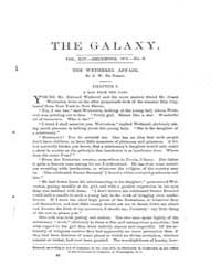 The Galaxy : Volume 0014, Issue 6 Decemb... by Sheldon and Company