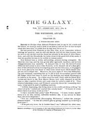 The Galaxy : Volume 0015, Issue 2 Februa... by Sheldon and Company