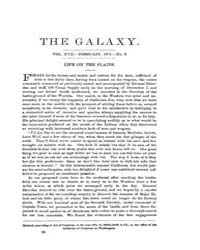 The Galaxy : Volume 0017, Issue 2 Februa... by Sheldon and Company