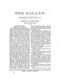 The Galaxy : Volume 0018, Issue 2 August... by Sheldon and Company