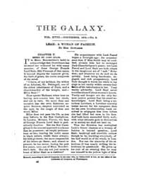 The Galaxy : Volume 0018, Issue 6 Decemb... by Sheldon and Company