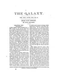 The Galaxy : Volume 0019, Issue 6 June 1... by Sheldon and Company