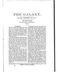 The Galaxy : Volume 0020, Issue 6 Decemb... by Sheldon and Company