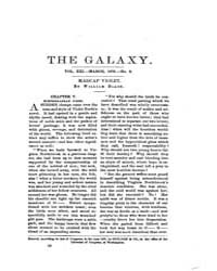 The Galaxy : Volume 0021, Issue 3 March ... by Sheldon and Company
