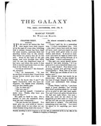 The Galaxy : Volume 0022, Issue 5 Novemb... by Sheldon and Company