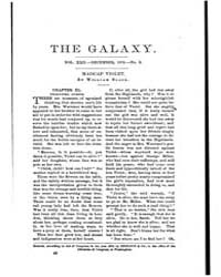 The Galaxy : Volume 0022, Issue 6 Decemb... by Sheldon and Company