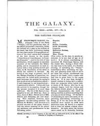 The Galaxy : Volume 0023, Issue 4 April ... by Sheldon and Company