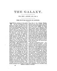 The Galaxy : Volume 0024, Issue 2 Aug 18... by Sheldon and Company
