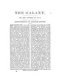 The Galaxy : Volume 0024, Issue 4 Oct 18... by Sheldon and Company