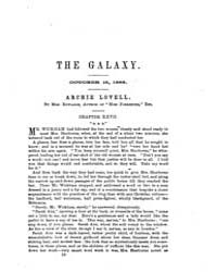 The Galaxy : Volume 0002, Issue 4 Octobe... by Sheldon and Company