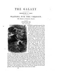 The Galaxy : Volume 0003, Issue 5 March ... by Sheldon and Company