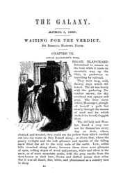 The Galaxy : Volume 0003, Issue 7 April ... by Sheldon and Company