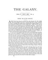 The Galaxy : Volume 0005, Issue 5 May 18... by Sheldon and Company