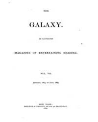 The Galaxy : Volume 0007, Issue 1 Januar... by Sheldon and Company