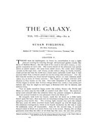 The Galaxy : Volume 0007, Issue 2 Februa... by Sheldon and Company