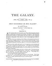 The Galaxy : Volume 0007, Issue 4 April ... by Sheldon and Company