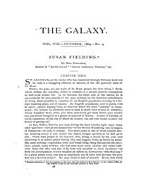 The Galaxy : Volume 0008, Issue 4 Oct 18... by Sheldon and Company