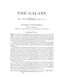 The Galaxy : Volume 0008, Issue 5 Nov 18... by Sheldon and Company