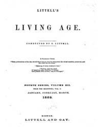 The Living Age : Volume 100, Issue 1283,... by The Living Age Company