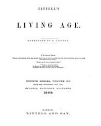 The Living Age : Volume 103, Issue 1322,... by The Living Age Company
