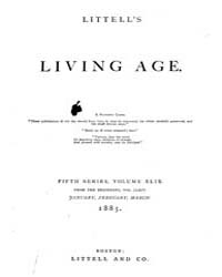 The Living Age : Volume 104, Issue 1335,... by The Living Age Company