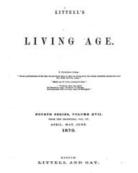 The Living Age : Volume 105, Issue 1348,... by The Living Age Company