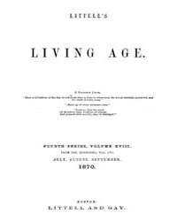 The Living Age : Volume 106, Issue 1361,... by The Living Age Company