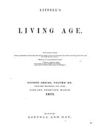 The Living Age : Volume 108, Issue 1387,... by The Living Age Company