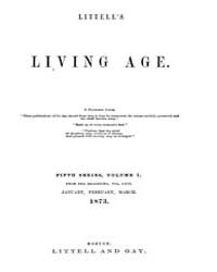 The Living Age : Volume 116, Issue 1491,... by The Living Age Company