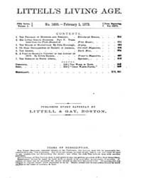 The Living Age : Volume 116, Issue 1495,... by The Living Age Company