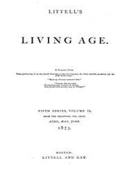 The Living Age : Volume 117, Issue 1505,... by The Living Age Company