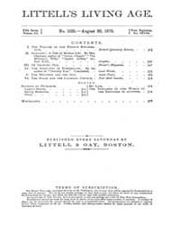 The Living Age : Volume 118, Issue 1525,... by The Living Age Company