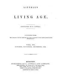 The Living Age : Volume 11, Issue 125, O... by The Living Age Company