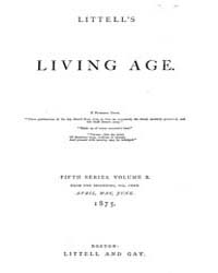 The Living Age : Volume 125, Issue 1608,... by The Living Age Company