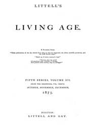 The Living Age : Volume 127, Issue 1634,... by The Living Age Company