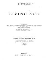 The Living Age : Volume 128, Issue 1647,... by The Living Age Company