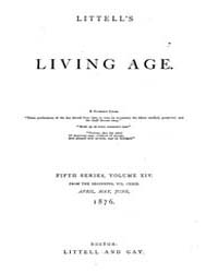 The Living Age : Volume 129, Issue 1660,... by The Living Age Company