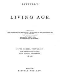 The Living Age : Volume 130, Issue 1673,... by The Living Age Company