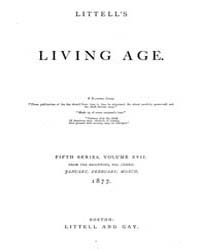 The Living Age : Volume 132, Issue 1699,... by The Living Age Company