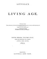 The Living Age : Volume 133, Issue 1712,... by The Living Age Company