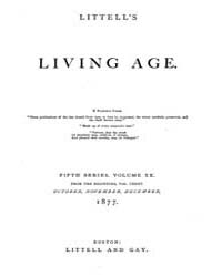 The Living Age : Volume 135, Issue 1738,... by The Living Age Company