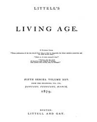 The Living Age : Volume 140, Issue 1803,... by The Living Age Company