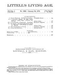The Living Age : Volume 140, Issue 1806,... by The Living Age Company
