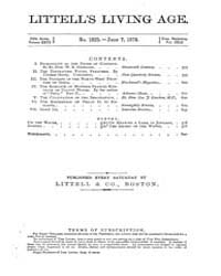 The Living Age : Volume 141, Issue 1825,... by The Living Age Company