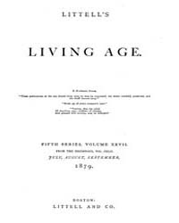 The Living Age : Volume 142, Issue 1829,... by The Living Age Company
