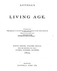 The Living Age : Volume 143, Issue 1842,... by The Living Age Company