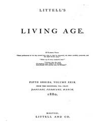 The Living Age : Volume 144, Issue 1855,... by The Living Age Company